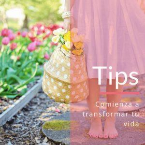Comienza a transformar tu vida