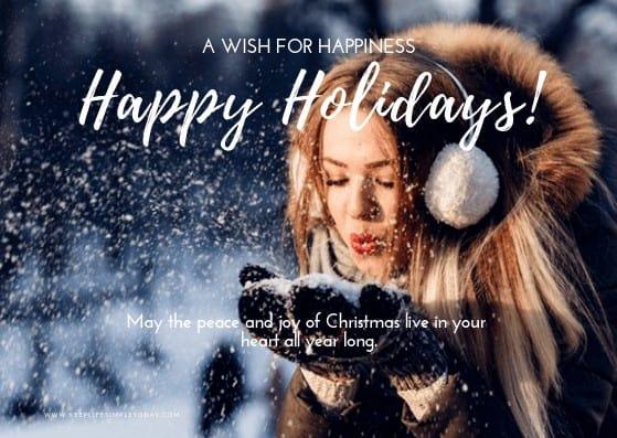 beautiful 2018 christmas cards