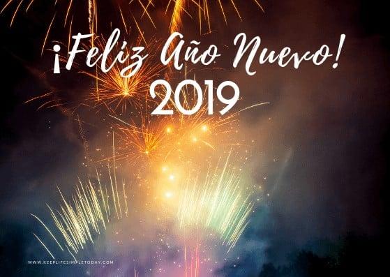 tarjetas de navidad 2018 y ano nuevo